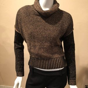 Zara knit cropped sweater